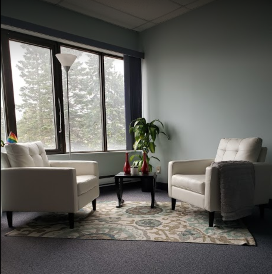 Interior of Wilson Counselling