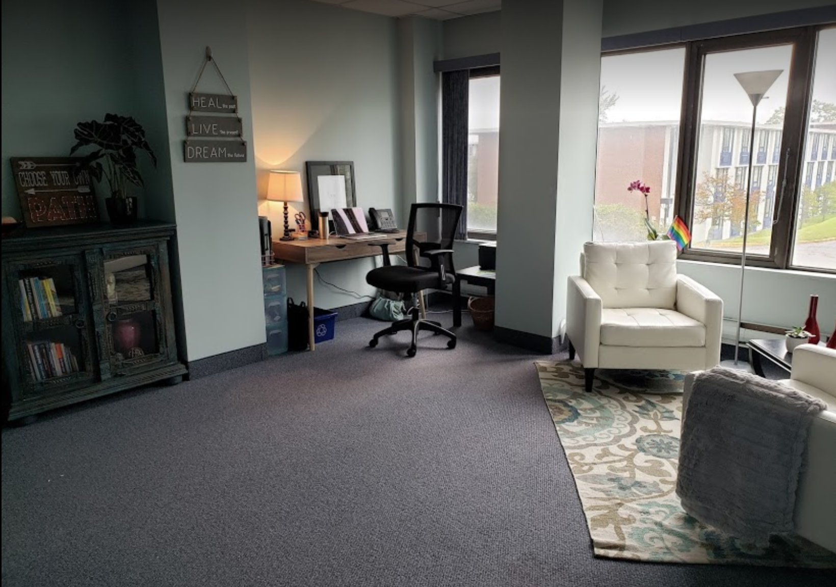 Interior Wilson Counselling clinic